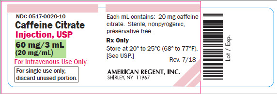 Container Label (10 pack)