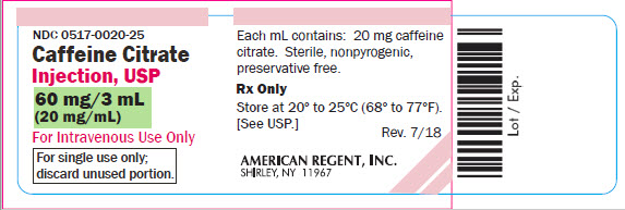 Container label (25 pack)