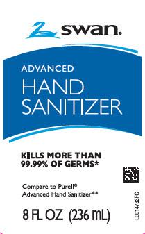 Hand Sanitizer (Alcohol) Gel [Vi-jon]