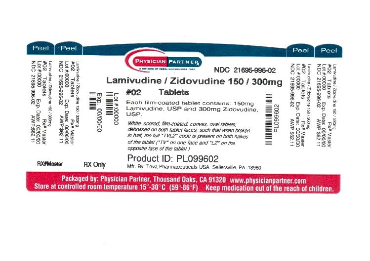 Lamivudine / Zidovudine 150/300mg