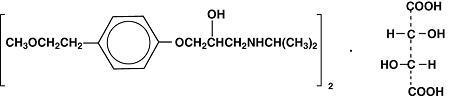 Metoprolol Tartrate Tablet, Film Coated [New Horizon Rx Group, Llc]