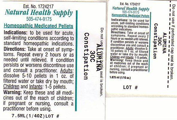 Constipation Pellet [Natural Health Supply]