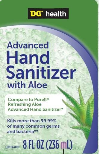 Hand Sanitizer (Alcohol) Gel [Dolgencorp, Inc]