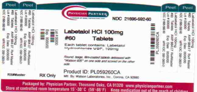 Labelalol 100mg