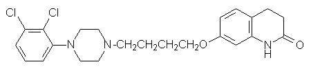 aripiprazole chemical structure