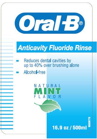 Oral-b (Sodium Fluoride) Liquid [Oral-b Laboratories]