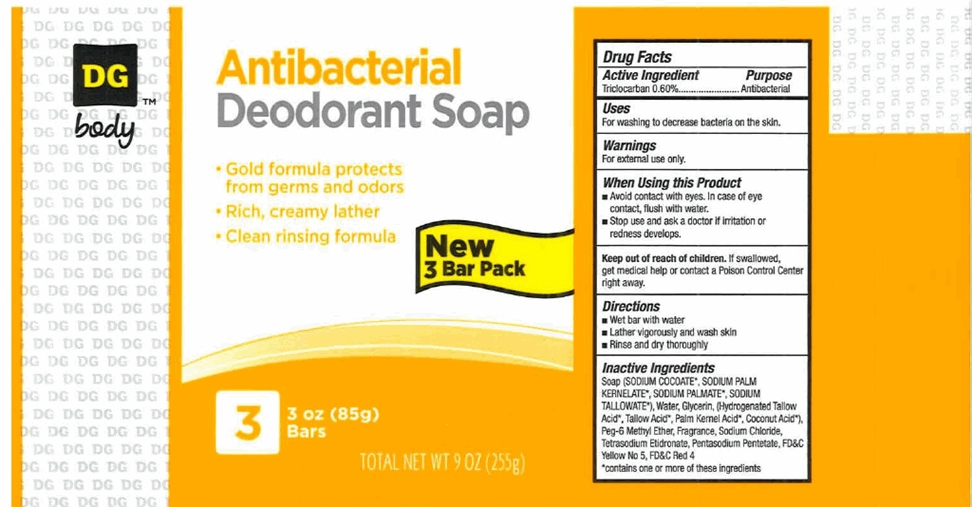 Dollar General Gold (Triclocarban) Soap [Dolgencorp, Llc]