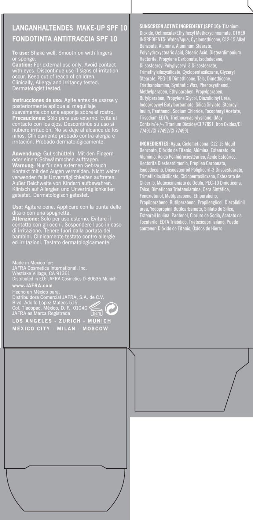 image of box back label