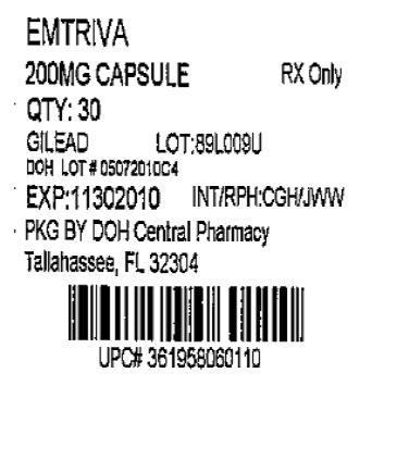 PRINCIPAL DISPLAY PANEL - Capsule Label