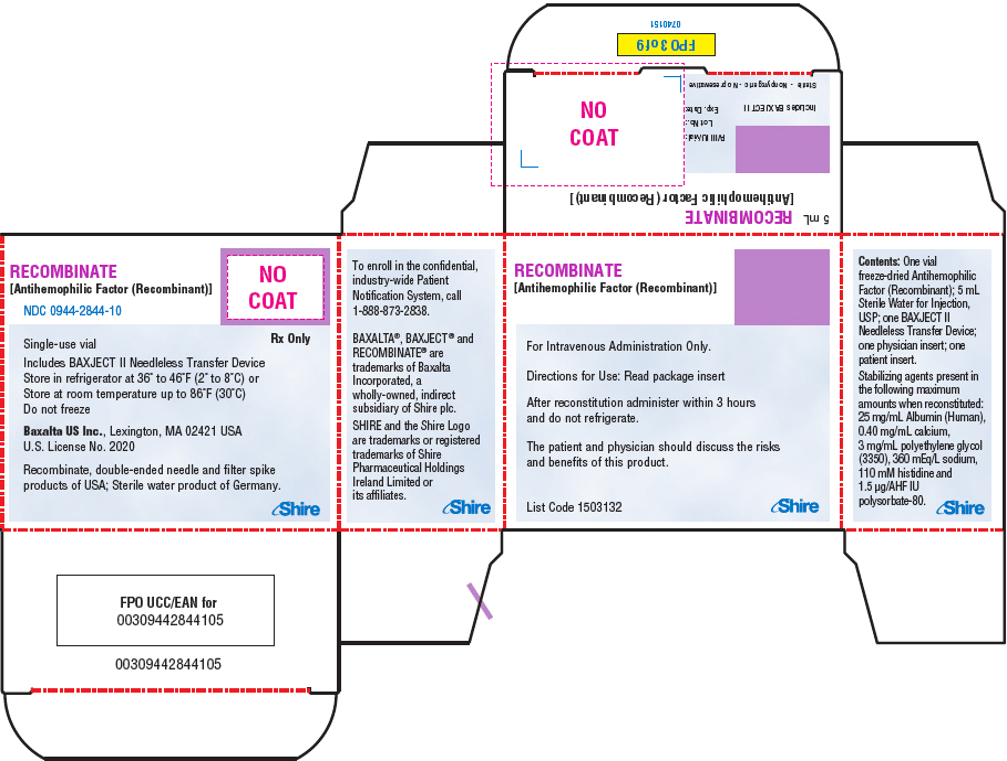 PRINCIPAL DISPLAY PANEL - Kit Carton - 1500 IU