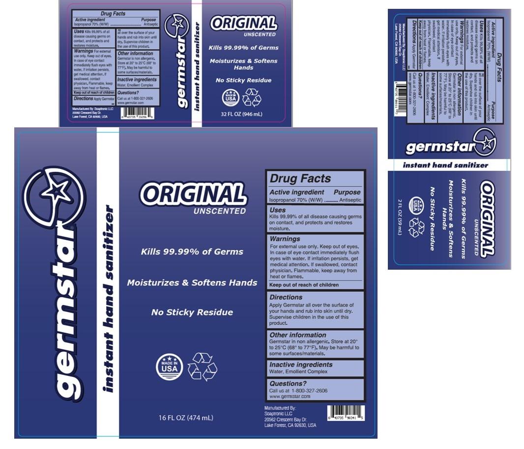 Germstar Original Unscented