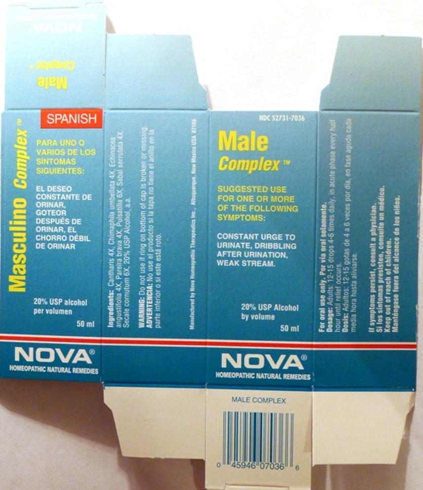 Male Complex Box