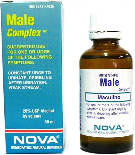 Male Complex Product