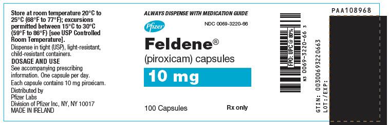 PRINCIPAL DISPLAY PANEL - 20 mg Capsule Bottle Label