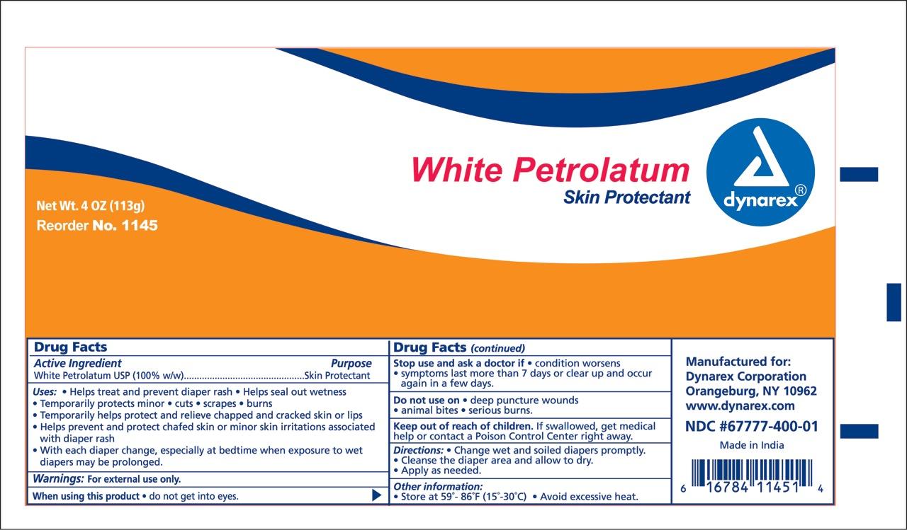 Petrolatum Jelly [Dynarex Corporation]