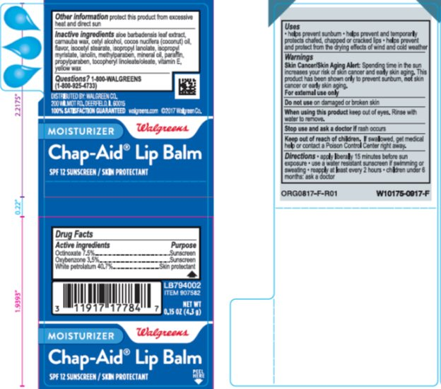 Chap-Aid Moisturizer Lip Balm