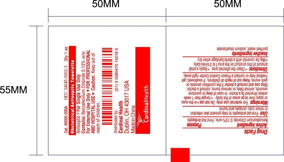 Pouch Label