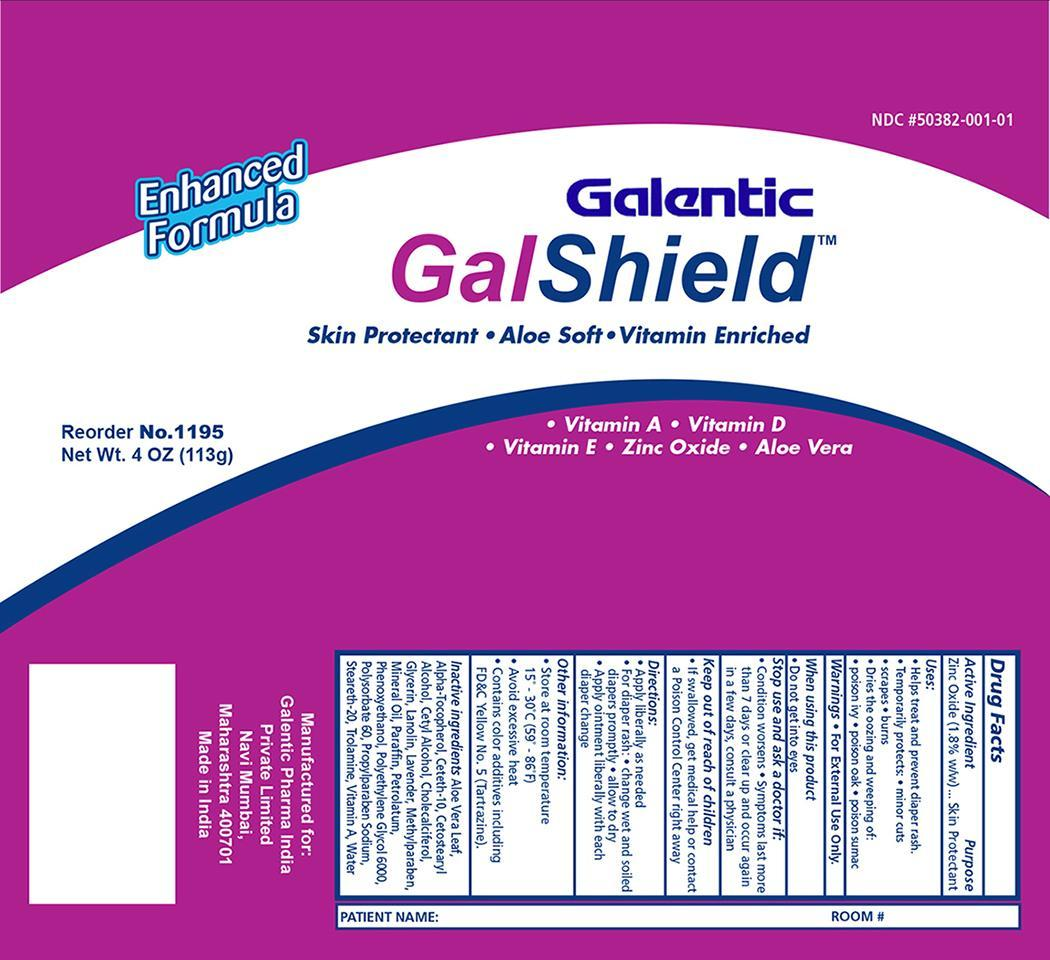 Zinc Oxide Ointment [Galentic Pharma (India) Private Limited]