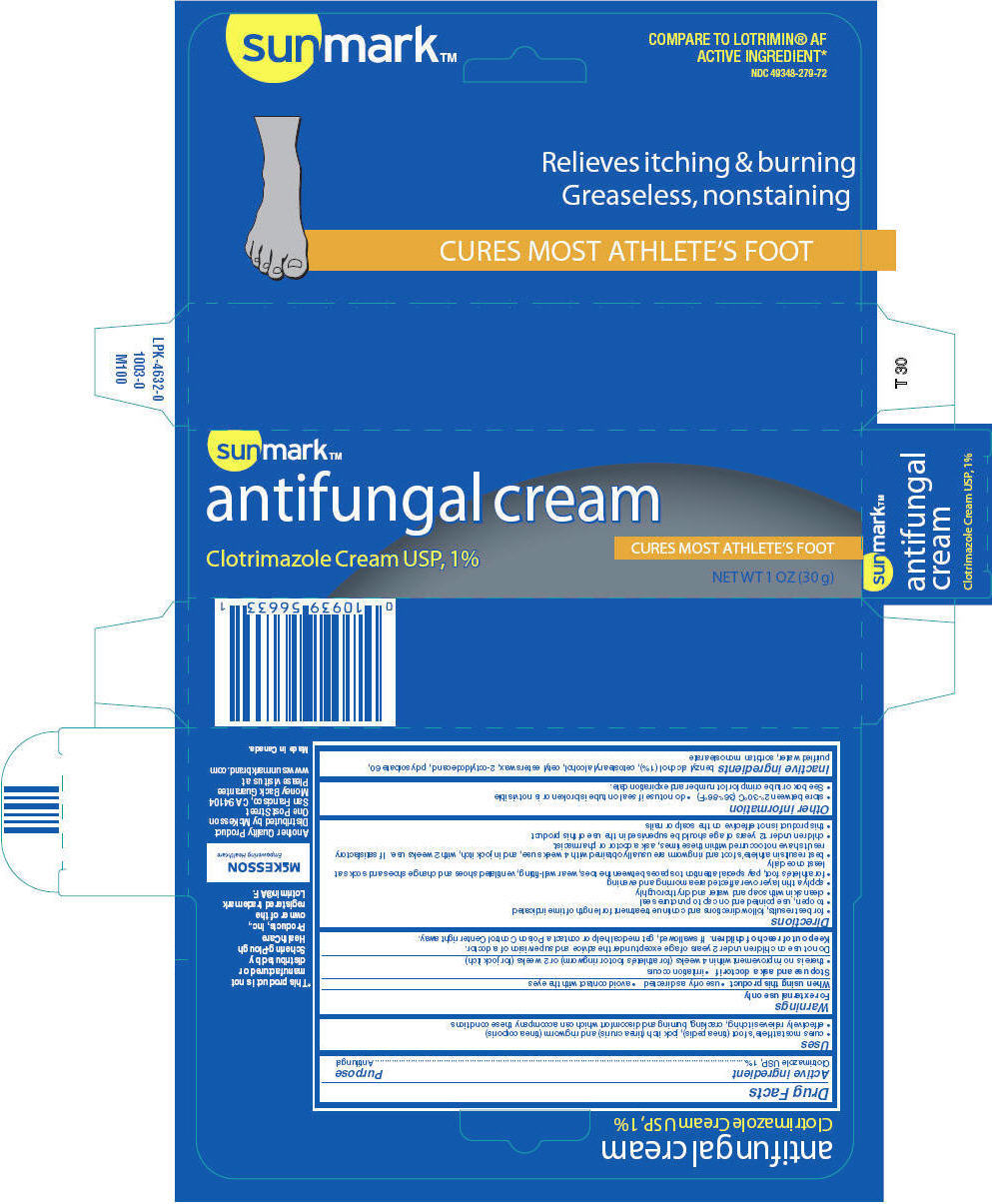 Sunmark Antifungal (Clotrimazole) Cream [Mckesson]