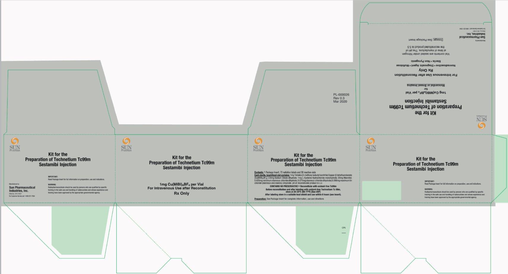 Package/Label-Principal display panel - 30 vial carton