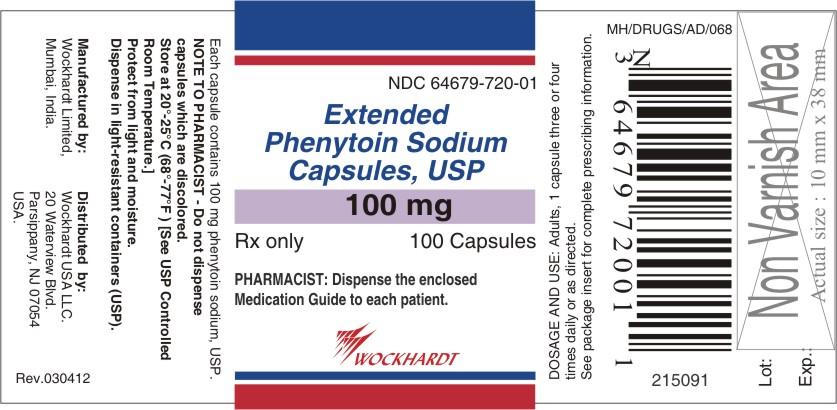 Extended Phenytoin Sodium Capsule [Wockhardt Limited]