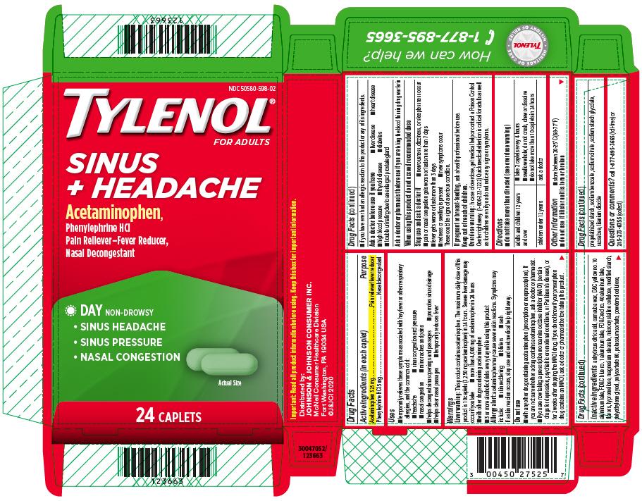 Tylenol Sinus Headache Day