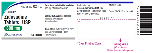 PACKAGE LABEL-PRINCIPAL DISPLAY PANEL - 300 mg (60 Tablet Bottle)