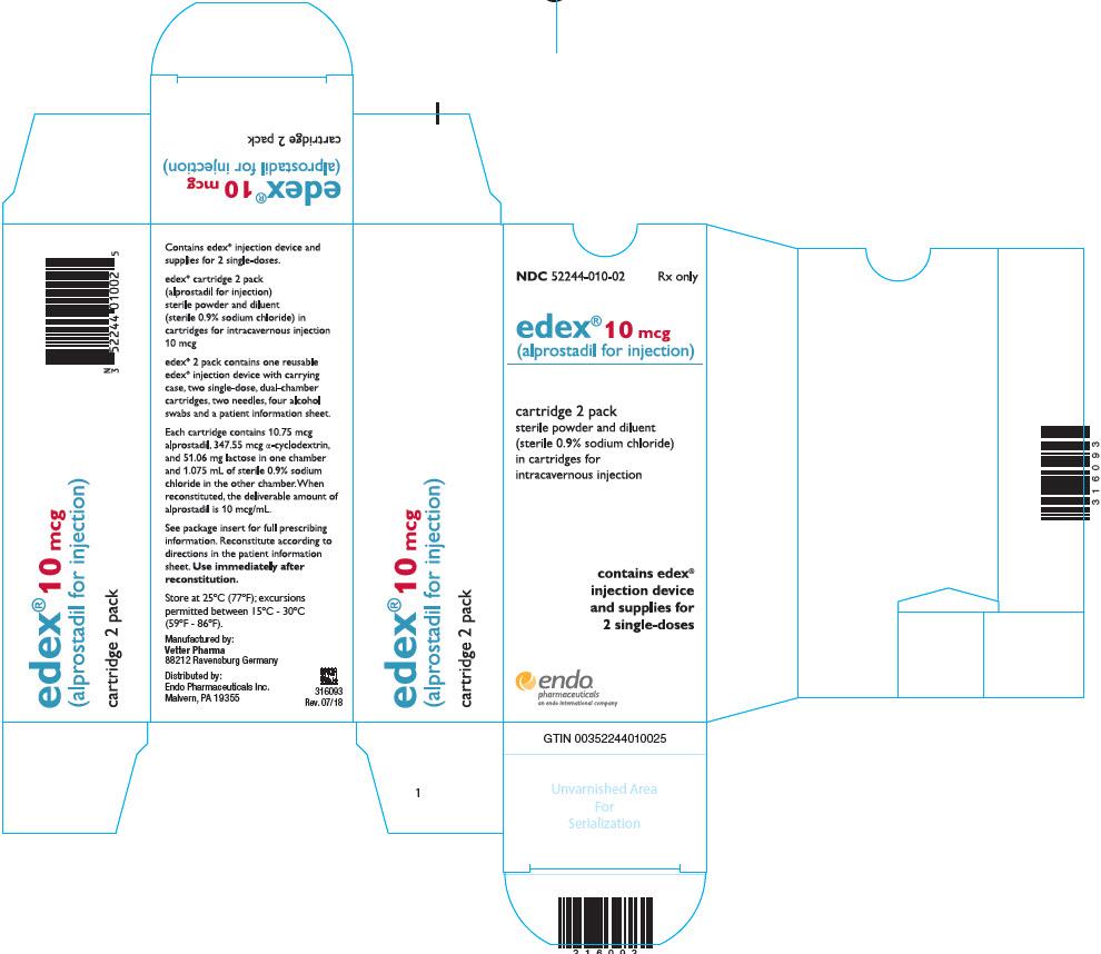 10mcg carton