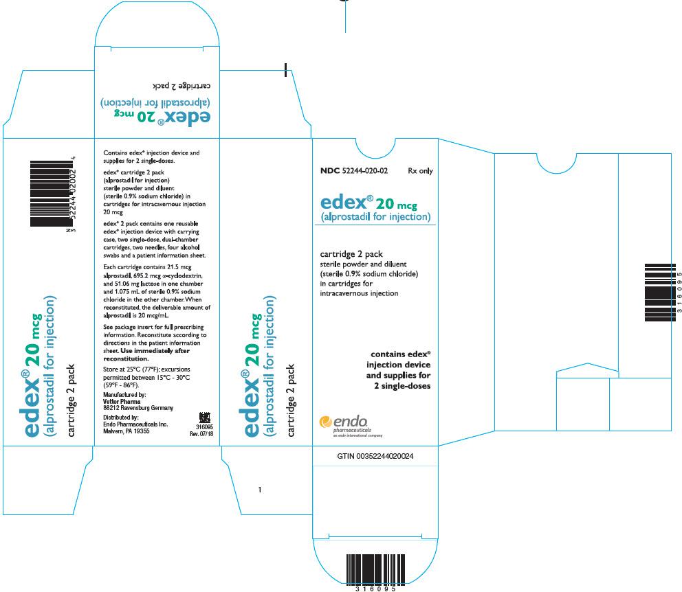 20mcg carton