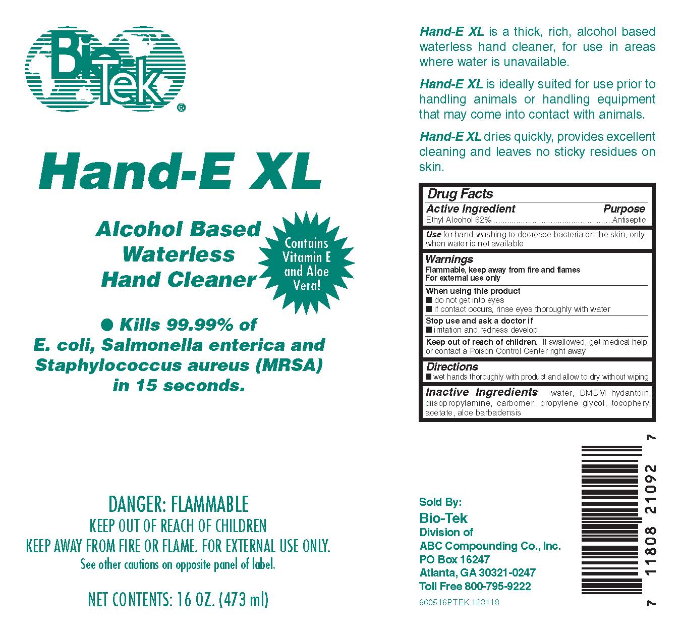 image of bottle label