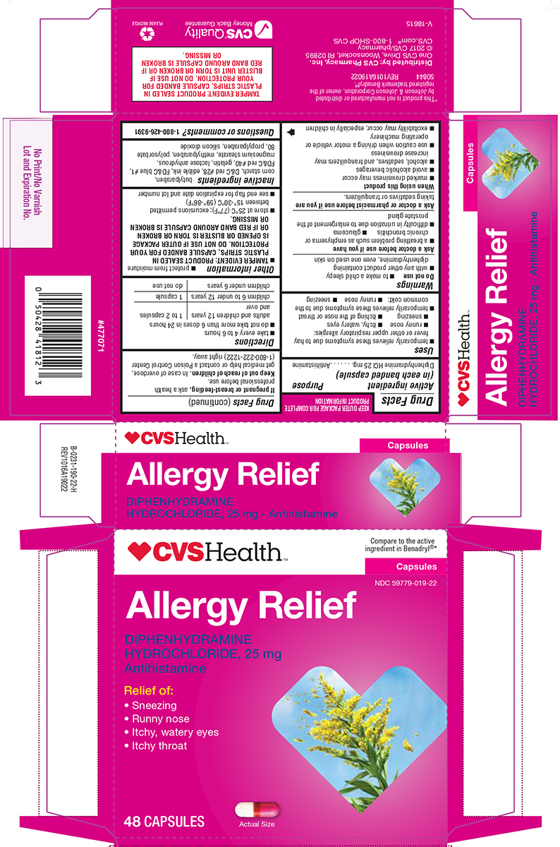 Allergy (Diphenhydramine Hcl) Capsule [Woonsocket Prescription Center,incorporated]