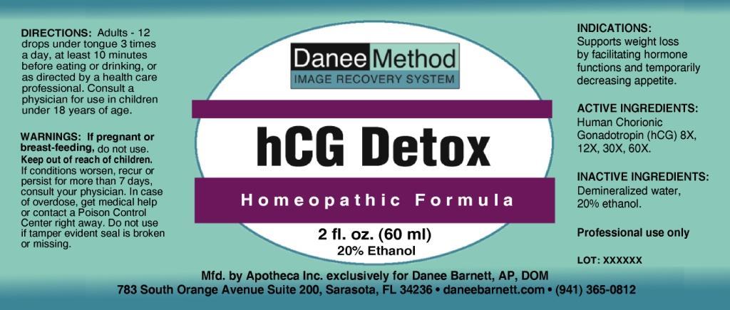 hCG Detox