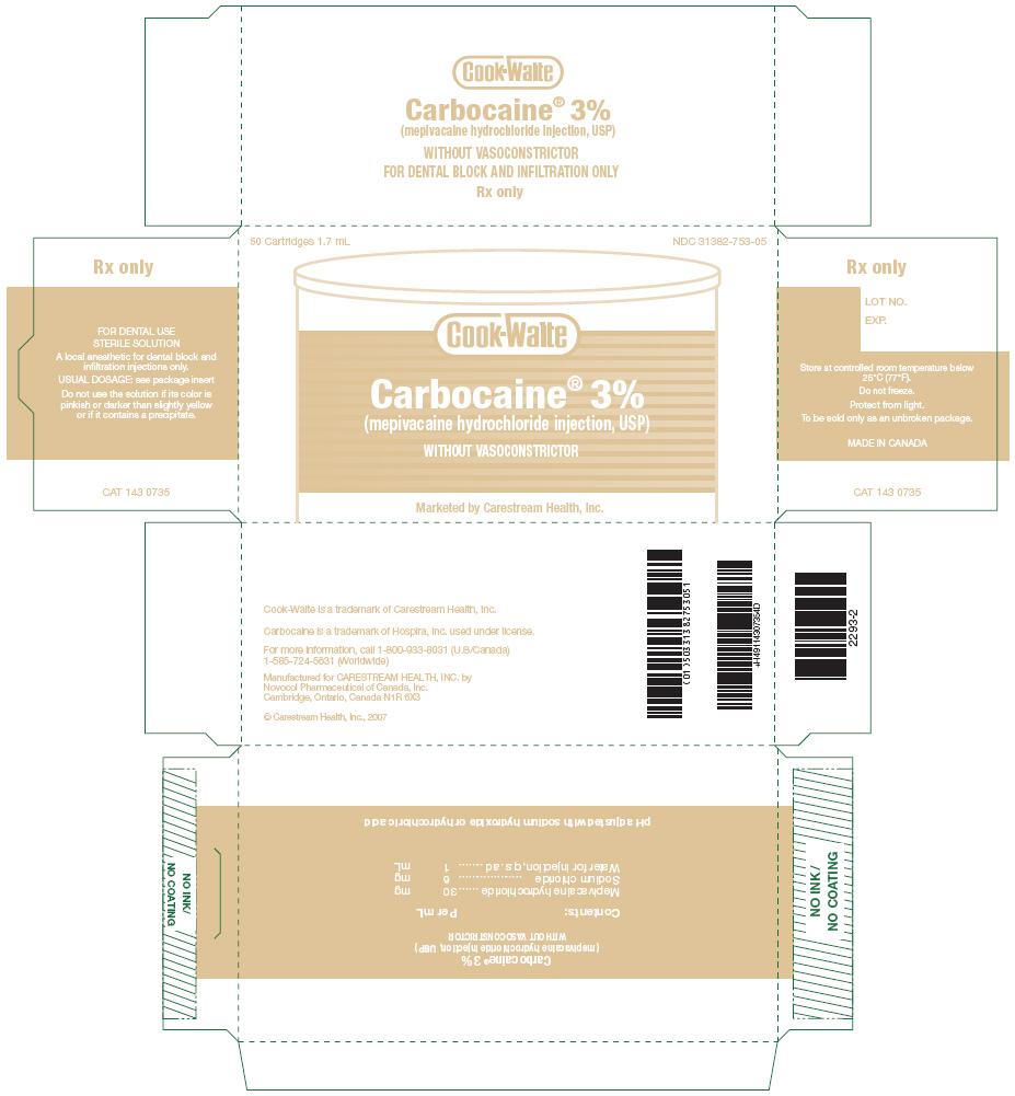 PRINCIPAL DISPLAY PANEL - 3% Cartridge Carton