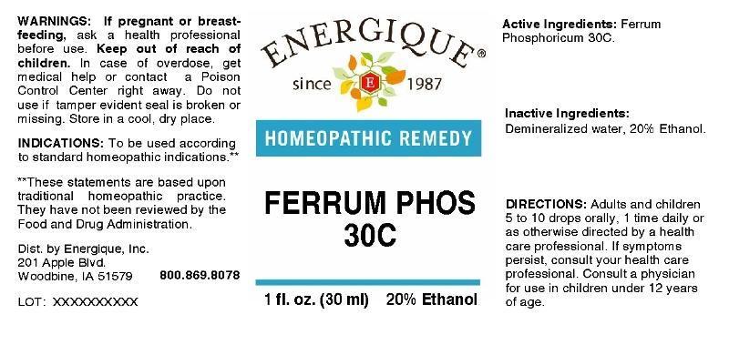 Ferrum Phos 30C
