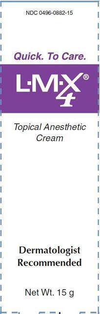 Lmx4 (Lidocaine) Cream [Ferndale Laboratories, Inc.]