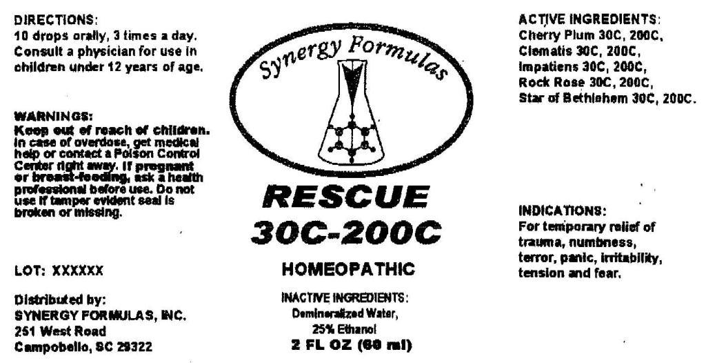 Rescue 30C 200C
