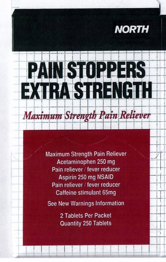 Pain Stoppers EX 250CT