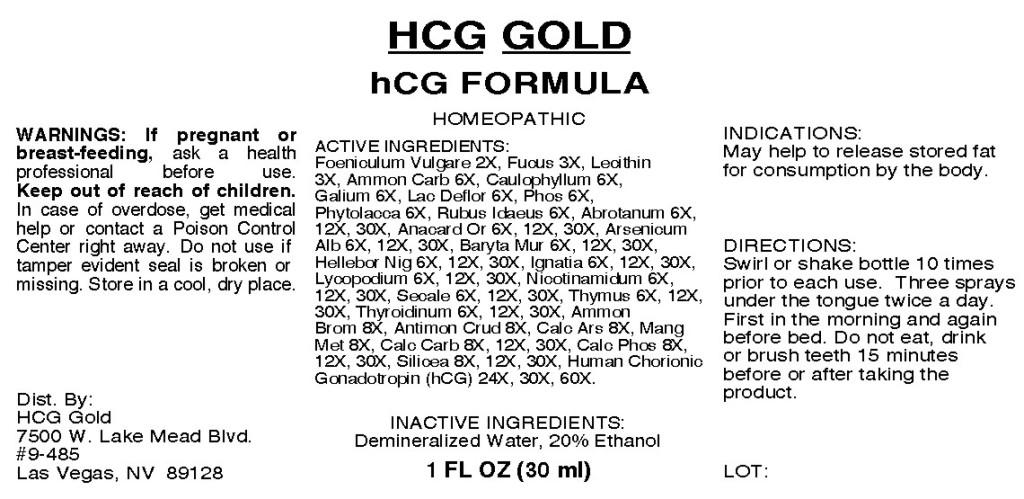hCG Formula