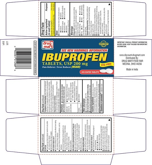 Ibuprofen Tablet [Discount Drug Mart]