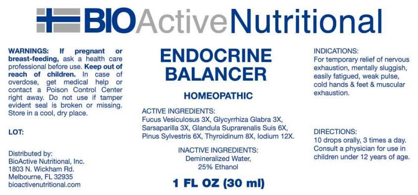 Endocrine Balancer
