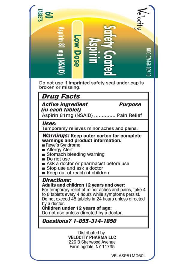 Aspirin Tablet [Velocity Pharma]