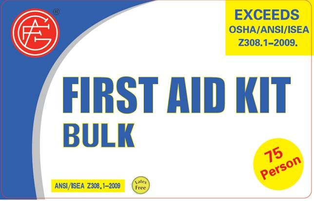 Gfa First Aid (Benzalkonium Chloride, Benzalkonium Chloride, Lidocaine, Bacitracin Zinc,neomycin Sulfate,polymyxin B Sulfate, Povidone-iodine, Water, Alcohol, Aspirin, Ibuprofen, Acetaminophen, Benzocaine, Alcohol) Kit [Genuine First Aid, Llc]