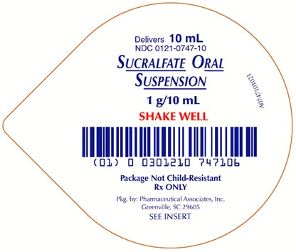 Sucralfate Suspension [Pharmaceutical Associates, Inc.]