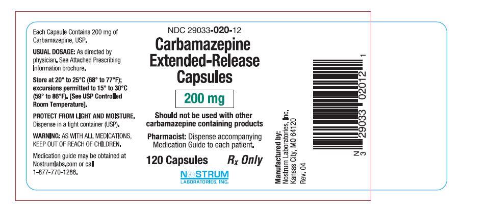 PRINCIPAL DISPLAY PANEL - 200 mg Bottle Label