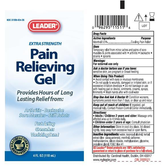 Pain Relieving Gel A