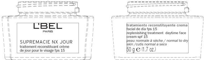 Supremacie (Ensulizole, Homosalate, Octinoxate, And Oxybenzone) Cream [Ventura Corporation, Ltda]