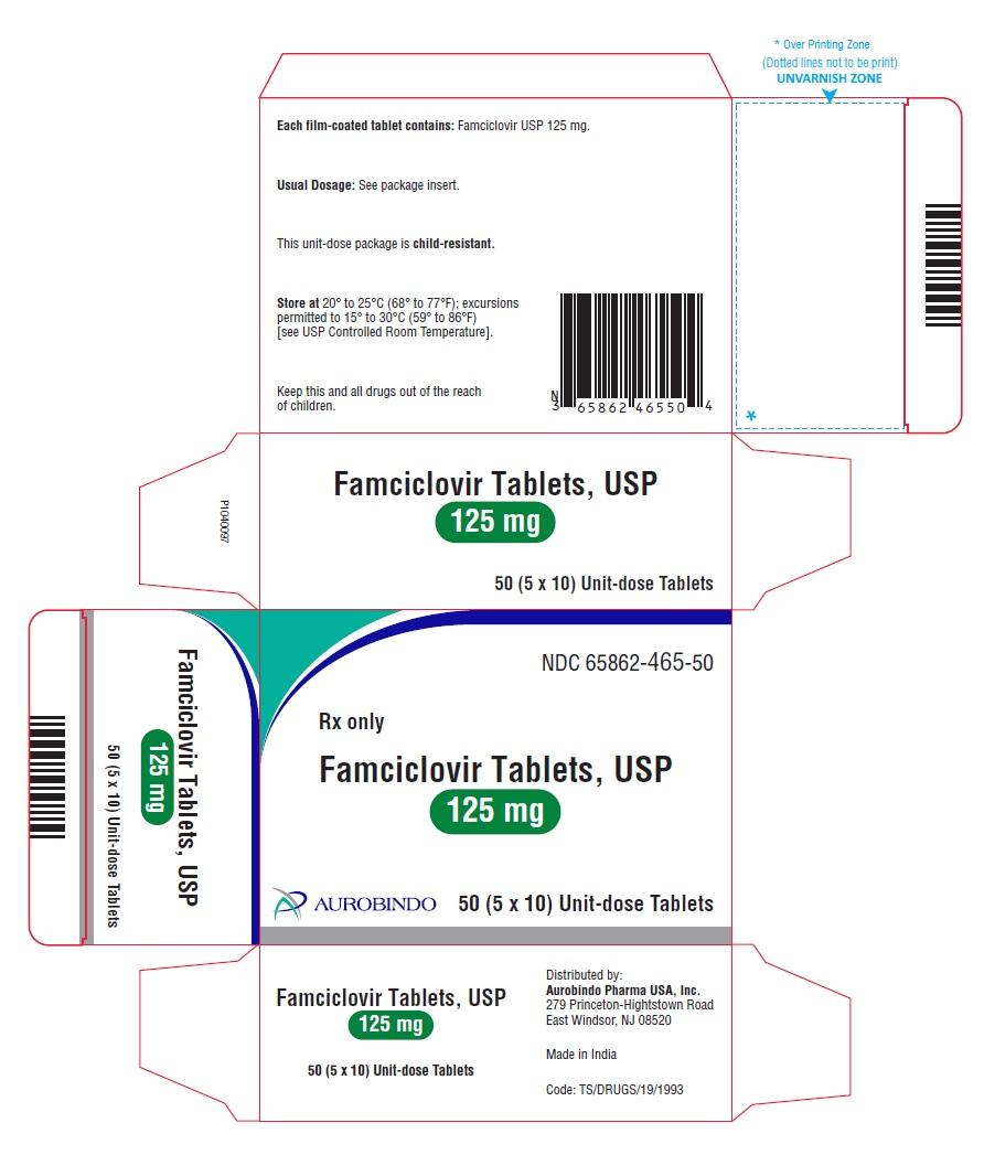 PACKAGE LABEL-PRINCIPAL DISPLAY PANEL - 125 mg Blister Carton (5 x 10 Unit-dose)