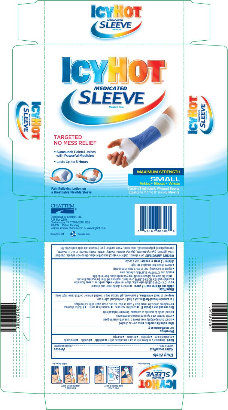Icy Hot (Menthol) Patch [Chattem, Inc.]